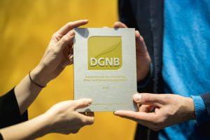 Henkel DGNB Gold