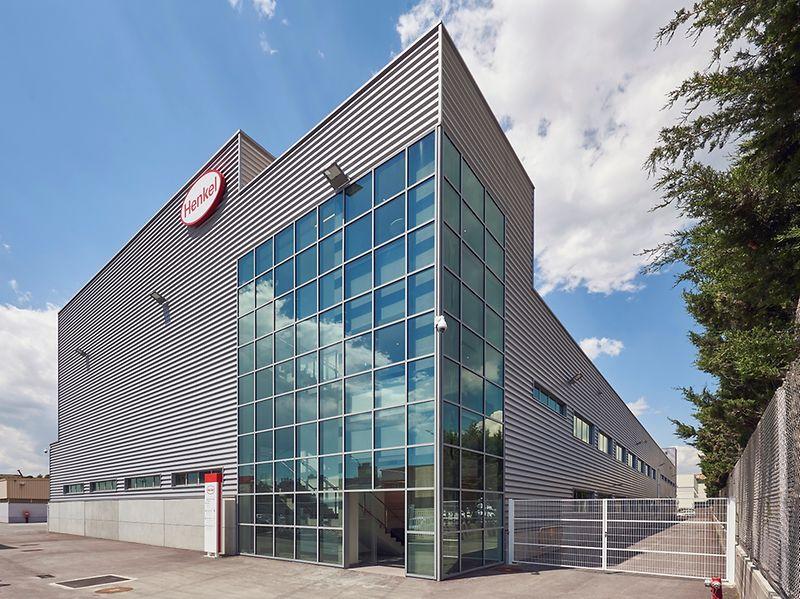 Disseny de la seu de Henkel a Montornès del Vallès